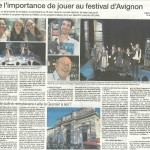 Ouest France 15/07/2018